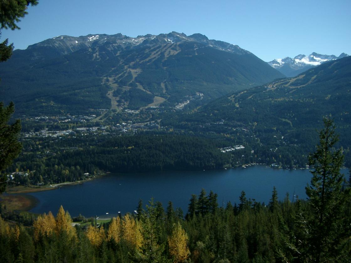 high alpine dream  trail view1