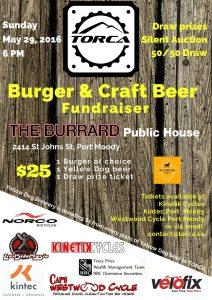 TORCA_Fundraiser_poster