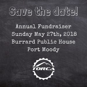 Save the date!TORCA's Annual fundraiser